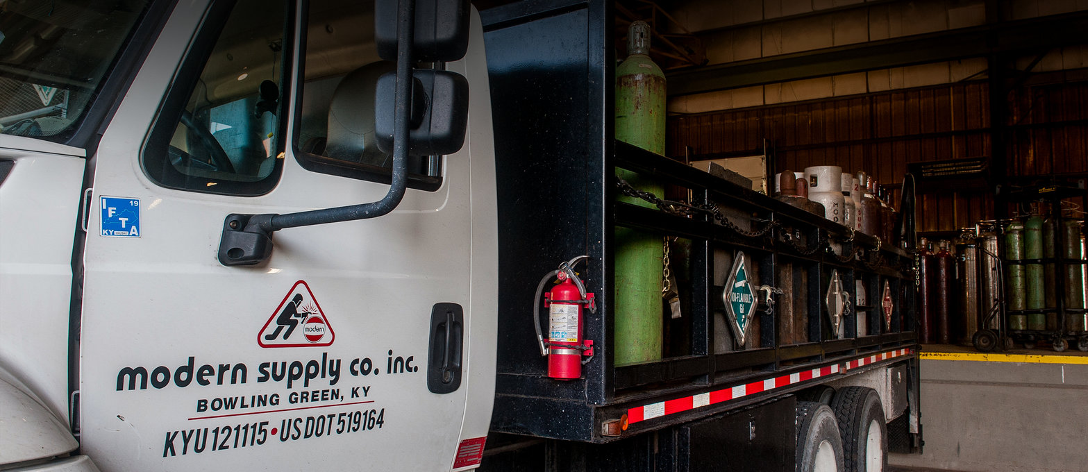 Gases and Hardgoods Delivered to You image