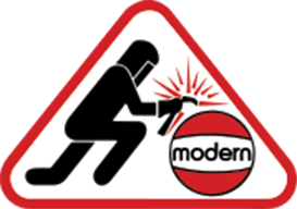 Modern Supply Logo